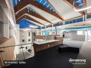 11 Armstrong Metalworks Baffles