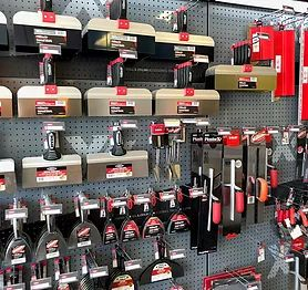 02 Flushing Accessories & Hand Tools