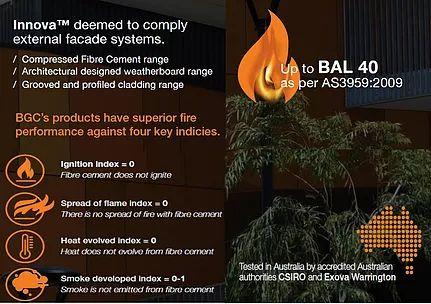 Innova & BGC Fibre Cement